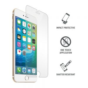 GLASS SCREEN PROTECTOR | SINGLE FRONT | BOXED