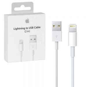IPHONE 5/6/7/8/10/11 USB CABLE | GENUINE | BOXED