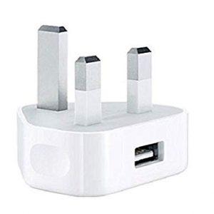 MAINS CHARGER PLUG  | SINGLE USB